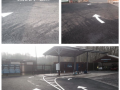 Road Markings Pristine Car Wash Preston
