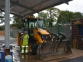 JCB Cleaned Too - No Job Too Big - Car Wash Preston