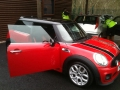 Mini Cooper - Car Wash Preston