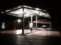 Pristine Car Wash Preston - Night View